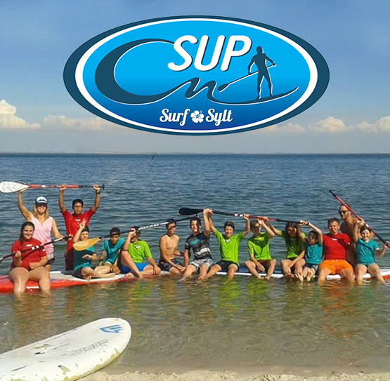 SUP und Surf Kids Camp